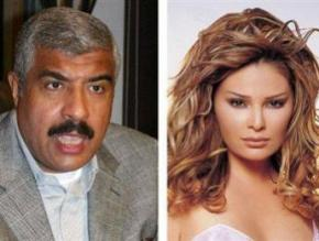 The Tycoon & the Pop Star: Hisham Talaat Moustafa and Suzanne Tamim. Image Credit: Flickr