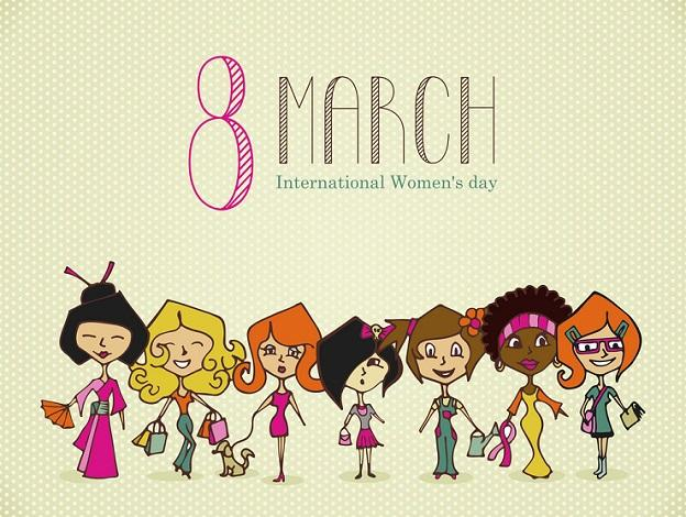 What is international women's day about? Image Credit: Flickr.