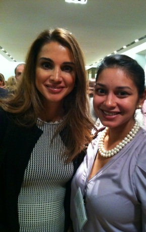The Queen & I: Rania Told She She Has Always Wanted to Visit Bangladesh.