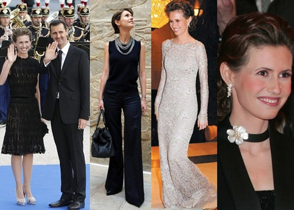 Asma al-Assad: To Shop or Not To Shop? | ANUSHAY'S POINT