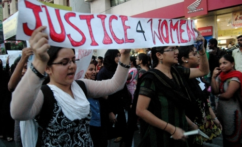 Women & Men Across India Are Demanding an End to the Violence. Image Credit: AP