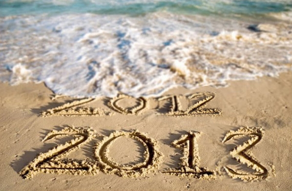 Happy New Year! Entering 2013 With a New Outlook. Image Credit: Flickr