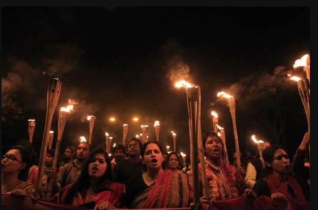 Hundreds of Thousands of Women Were raped in the 1971 War by Pakistani Soldiers. Image Credit: Washington Post
