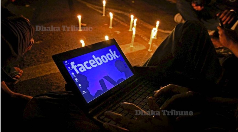 Online Activists & Bloggers Played a Key Role in Organizing Shahbag. Image Credit: Dhaka Tribune