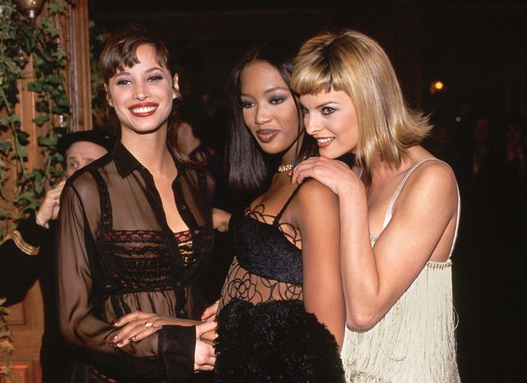 One of the World's Original Supermodels, in the 90's Turlington Burns Was a Part of the 'Trinity' With Linda Evangelista & Naomi Campbell. Image Credit: Flickr