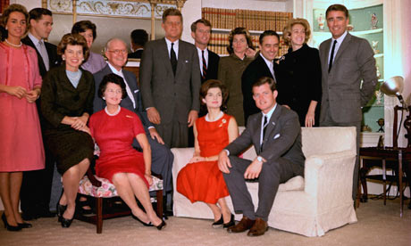 The Kennedys Are America's Favorite Political Dynasty, But South Asia's Families Are Iconic, Too. Image Credit: Flickr