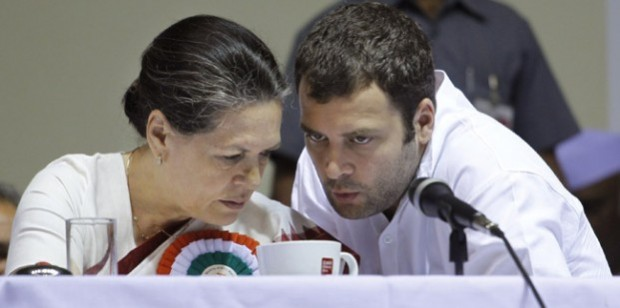 Sonia Gandhi & Her Son. No Doubt, This Is One of India's Major Political Family Powerhouses. Image Credit: Flickr