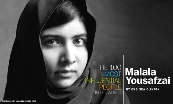 The young teenage girl has already reached iconic status around the world, but her own countrymen & women remain wary of Malala Yousafzai. Image Credit: Flickr