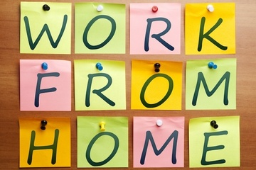 Working from home saved my sanity. Image Credit: Flickr.