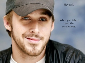 No better way to begin the new year than with some feminist Gosling. Image Credit: Flickr.