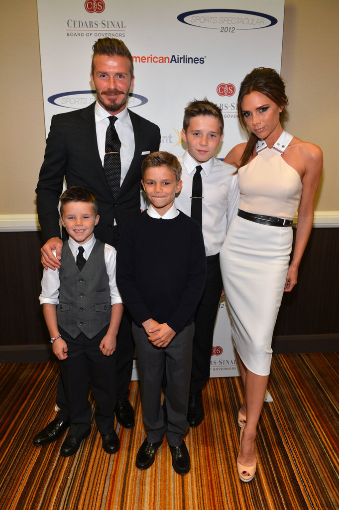 In addition to her stellar career, Victoria Beckham is a wife and mother to four children. Image Credit: Flickr.