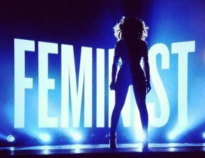 Is there a better image than this to capture what a BIG year feminism had in 2014? Image Credit: Flickr.