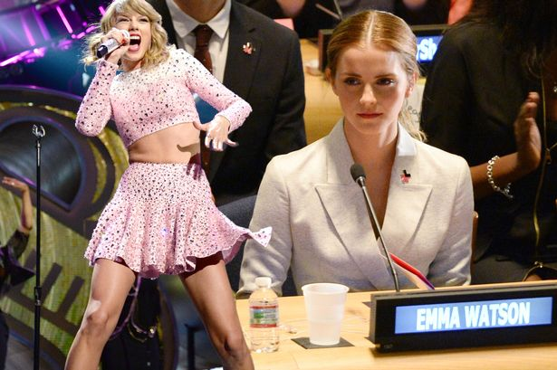 From Taylor Swift's feminist 'epiphany' to Emma Watson launching HeForShe at the UN, 2014 was chalk full of feminist moments. Image Credit: Flickr.