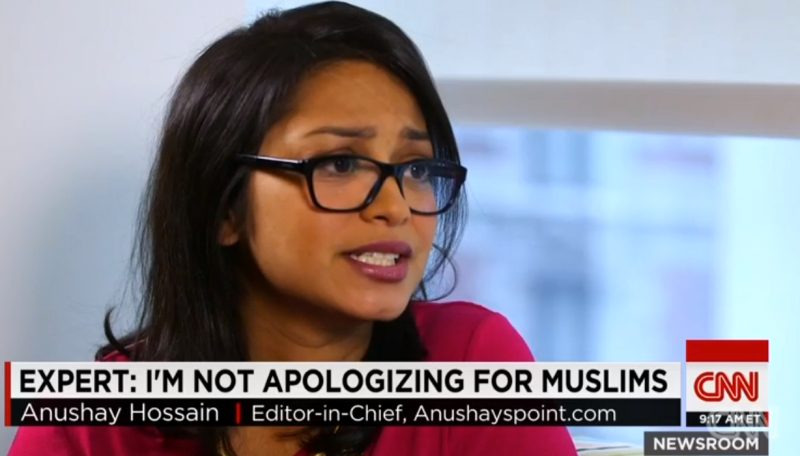 Muslims are being collectively punished for the acts of extremists, and this needs to change I tell CNN.