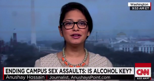 On CNN, I argue that we need to properly analyze rape culture.