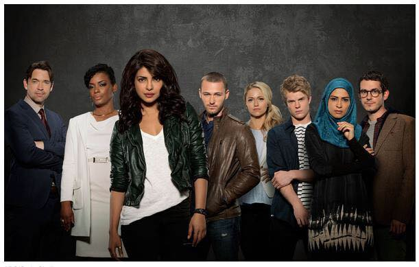 Quantico Is Debuting On ABC.