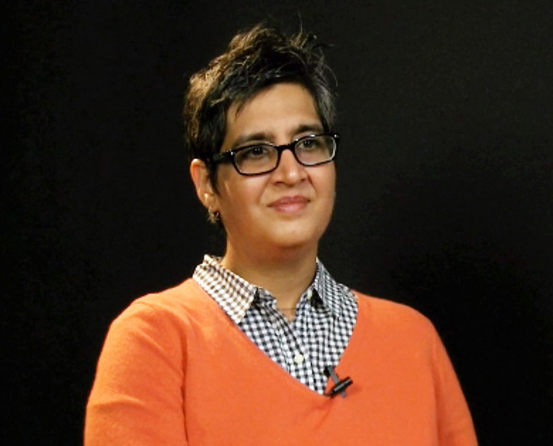 Pakistani activist, Sabeen Mahmud was shot dead in April while with her mother. Image Credit: Flickr.